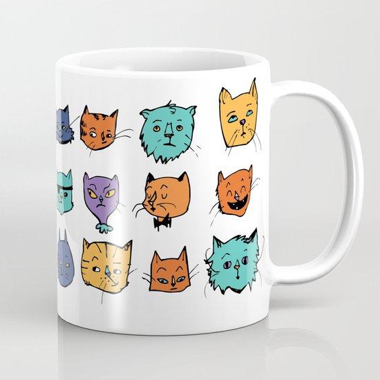 Stylish Cats Coffee Mug