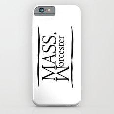 Worcester iPhone 6s Slim Case
