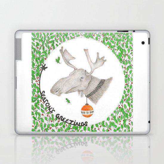 CHRISTMAS1 Laptop & iPad Skin