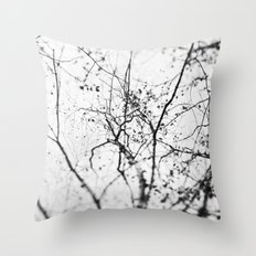 looking up . v Throw Pillow