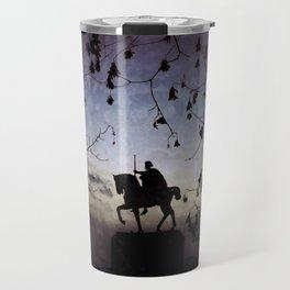 King Tomislav statue Travel Mug