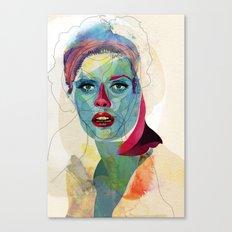 girl 01 Canvas Print