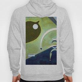 Wassily Kandinsky Green Hoody