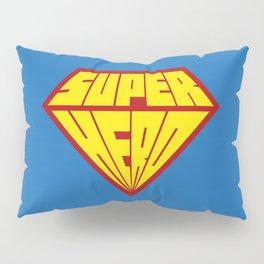 Superhero Pillow Sham