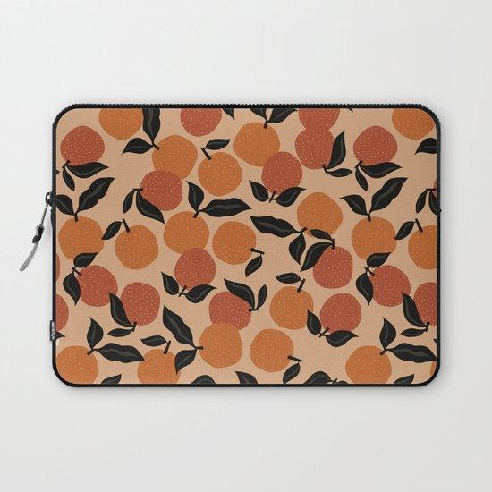 Seamless Citrus Pattern / Oranges by alisagal