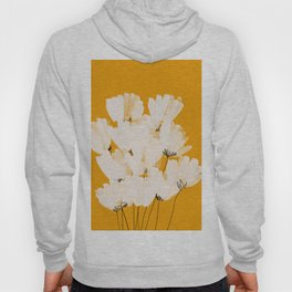 Flowers In Tangerine Hoody