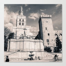 Avignon Canvas Print