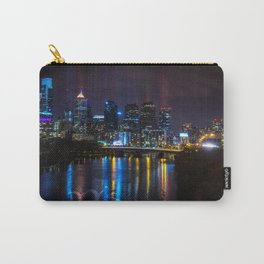 Philly Skyline Glowing Carry-All Pouch