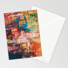 Abstract Mayhem Stationery Cards
