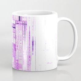 PINK BARN WINDOW Coffee Mug