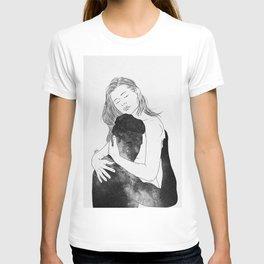 Deeply peaceful heaven. T-shirt