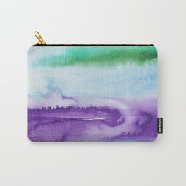 25   | Abstract Painting | 190725 Carry-All Pouch