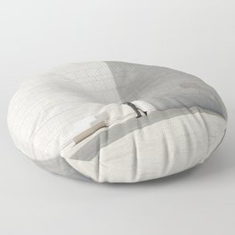 Champalimaud Foundation gigantism tube Floor Pillow