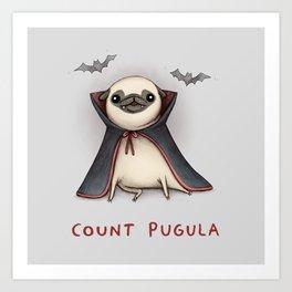 Count Pugula Art Print
