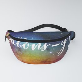 Allons-y! Fanny Pack