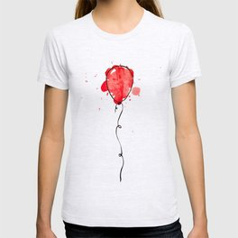 Red Balloon T-shirt