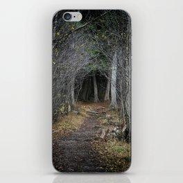 Hungry Like the Woods iPhone Skin