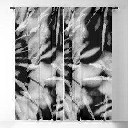 black tie dye Blackout Curtain
