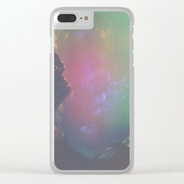 SAGES Clear iPhone Case