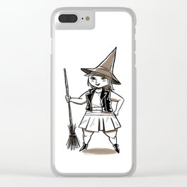 Witchster Clear iPhone Case