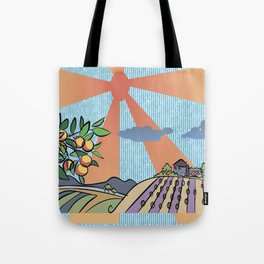 Autumn harvest illustration 2 Tote Bag