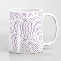 saturn Mugs featuring Saturn by Danielle Podeszek