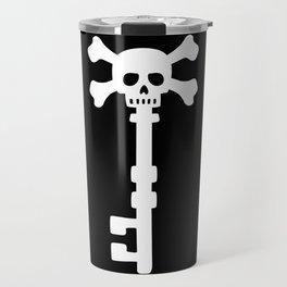 Pirate Treasure Key Travel Mug