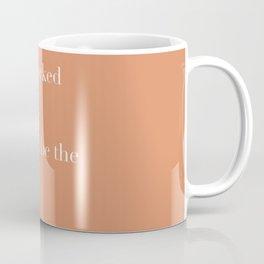autumn is magic hour Coffee Mug