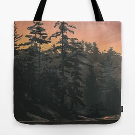 Kawartha Highlands Provincial Park Tote Bag