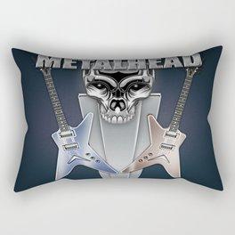 Metalhead Rectangular Pillow