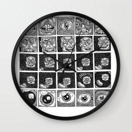 I, Mobius Wall Clock