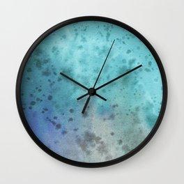 Abstract No. 203 Wall Clock