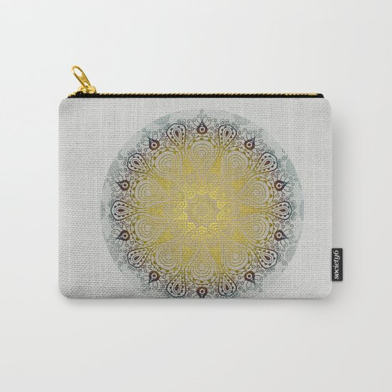 Mandala Love Carry-All Pouch