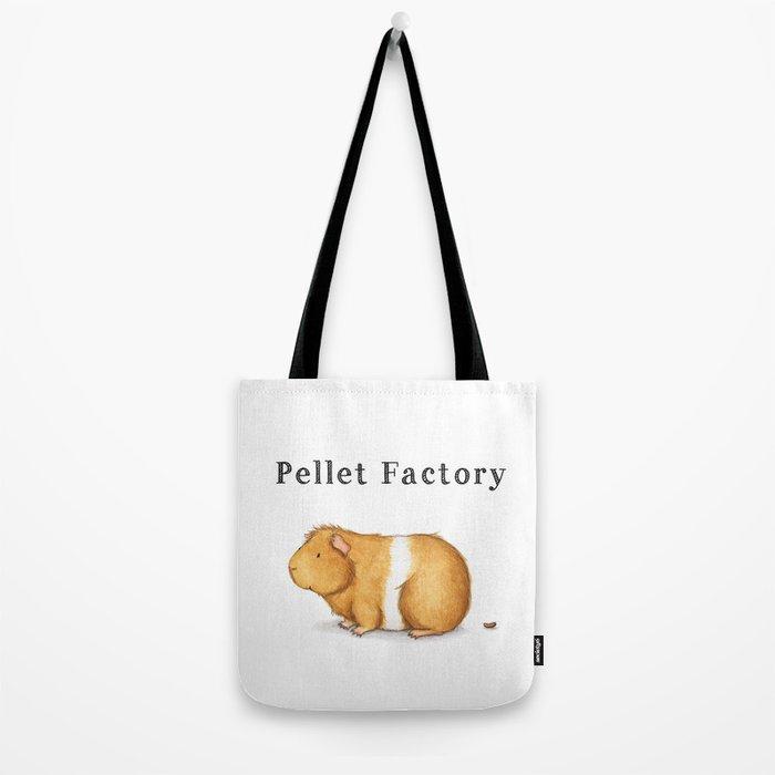 Pellet Factory - Guinea Pig Poop Tote Bag