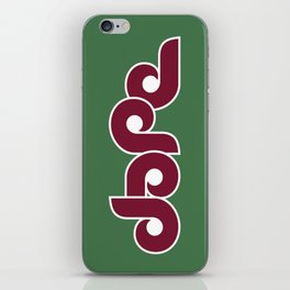 Dope Philly iPhone Skin