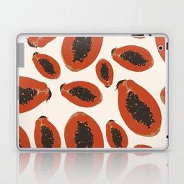 Papaya fruit Laptop & iPad Skin