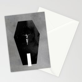 Shallow Grave Stationery Cards