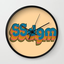 Stay Sexy and Don't Get Murdered! SSDGM MY Favorite Murder Wall Clock