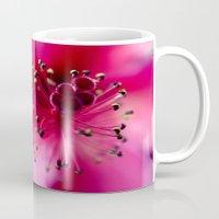 hibiscus Mugs featuring Hibiscus by Dr. Tom Osborne