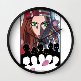 Orphan Brigade wallpaper (my manga) Wall Clock