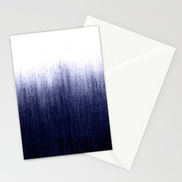 Indigo Ombre Stationery Cards