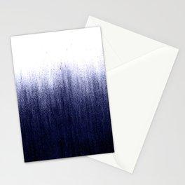 Indigo Ombre Stationery Cards
