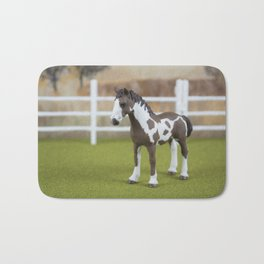 The Little Painted Pony Bath Mat