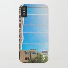 on reflection: bright. Slim Case iPhone X