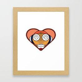 Kukuku Kululu Framed Art Print