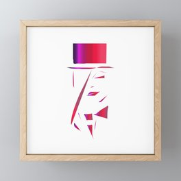 Fatale Framed Mini Art Print