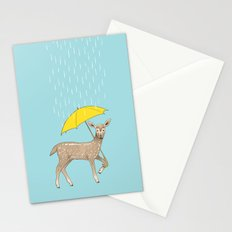 Rain Deer Stationery Cards