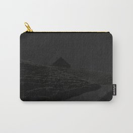 THE NIGHT IS BLACK Carry-All Pouch