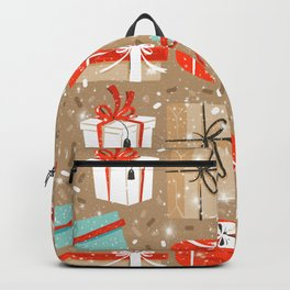 Christmas Gifts Backpack