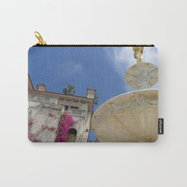 Castle fountain Carry-All Pouch